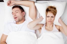 Man-Snoring-