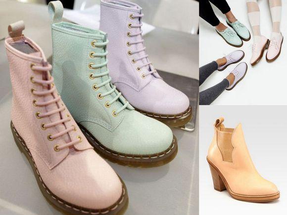 Wygodne, zakryte buty na wiosenne wypady – letnia odsłona martensów i sztybletów